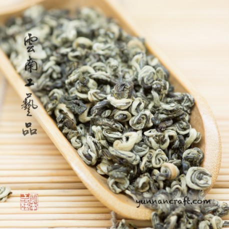 Зеленый чай билочунь - Юньнань