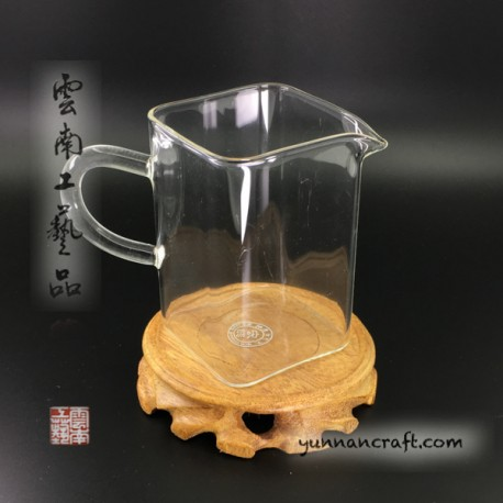 260ml Glass Pitcher - square