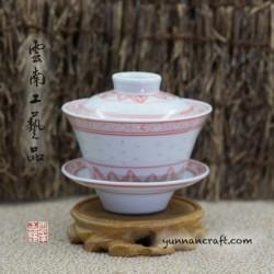 160ml Gaiwan - gong hong