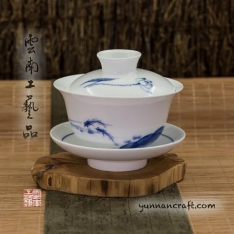 140мл Гаи Шань - рыбки