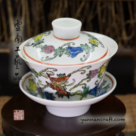 170ml Gaiwan - Butterfly (2colors)