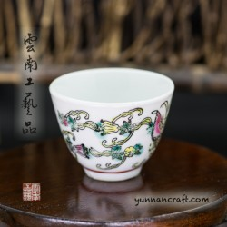 60ml cup-Butterfly