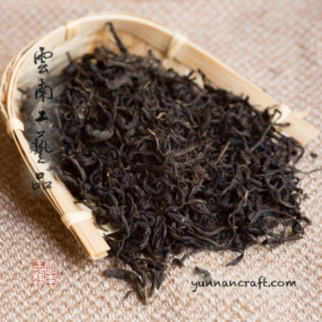 2013 Tan Bei Hei Cha - charcoal roasted