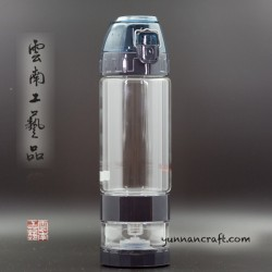 Стеклянная Бутылка Для Чая 2