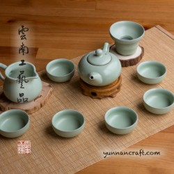 Ding Yao Tea Set