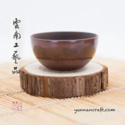Чашка Цзы Тао -2шт. (коричневая) 50мл