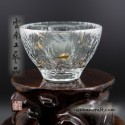 50ml Glass Cup - Zhu Ren