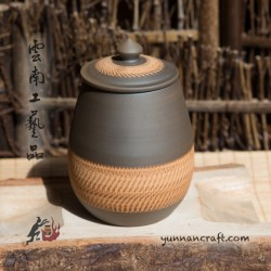 480ml Dai Tao Tea Jar
