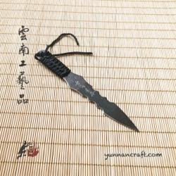 Нож для пуэра - широкий