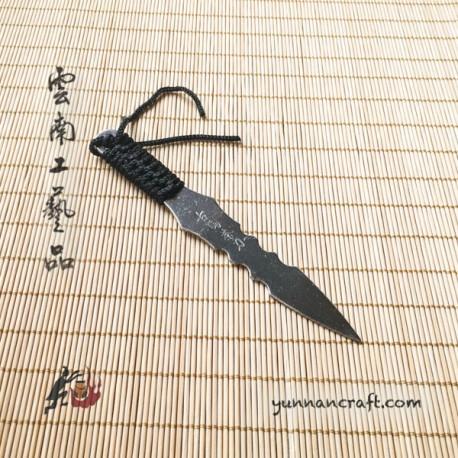 Нож для пуэра - широкый