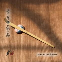 Бамбуковая Ложка для Чая Матча