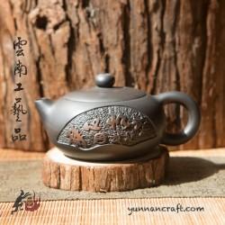 Zitao Teapot - Bian Xi Shi 110ml