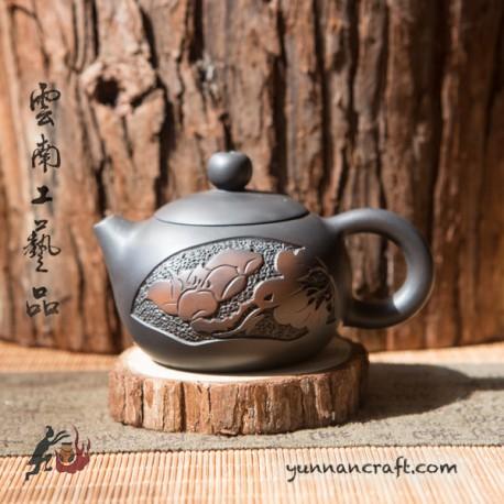 Zitao Teapot - Xi Shi 140ml