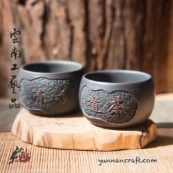 Чашка Цзы Тао -2шт. 茶道,清香 60мл