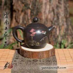 Цзы Тао чайник - Мэй Жен Тянь (Дерево) 95мл
