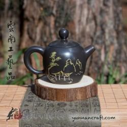 Zitao Teapot - Mei Ren Tian (Pagoda) 80ml