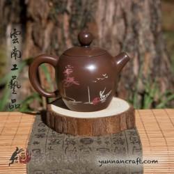Цзытао чайник - Мэй Жен Тянь (Рыбак) 90мл