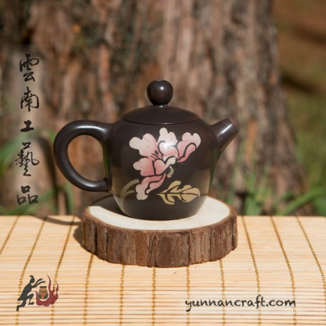 Цзы Тао чайник - Мэй Жен Тянь (Цветок) 85мл