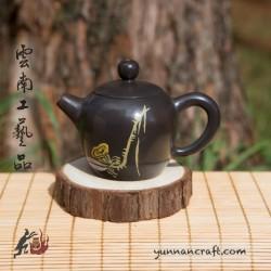 Цзы Тао чайник - Мэй Жен Тянь (Лотос) 80мл