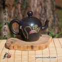 Цзы Тао чайник - Лотос (Зен) - 100мл