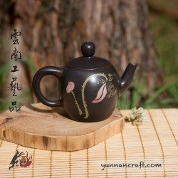 Zitao Teapot - Lotus (Fu) - 90ml