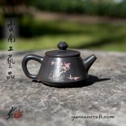 Цзы Тао чайник - Шы Пяо ( Рыбак ) - 90мл