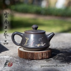 Zitao Teapot - Shi Piao ( Fisherman ) - 100ml