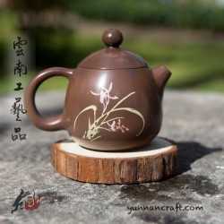 Zitao Teapot - Dragon's Egg ( You Lan ) - 115ml