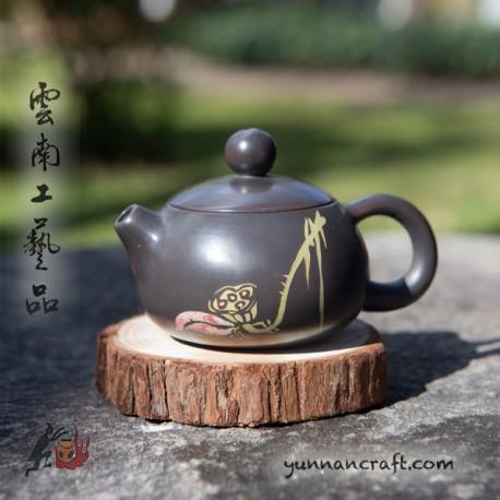 Цзы Тао чайник - Си Шы ( 茶 ) - 90мл