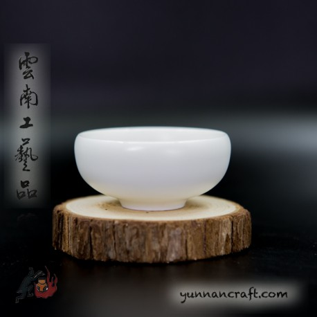 50ml Porcelain cup - Lotus