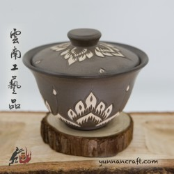 150ml Dai Tao Gaiwan - Lotus