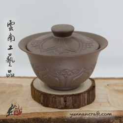 130ml Dai Tao Gaiwan - Lotus