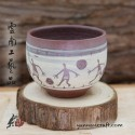 60мл Дай Тао Чашка - Люди ( 2 шт. )