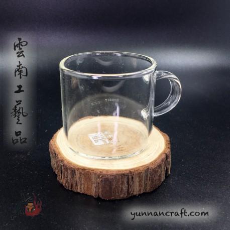 Стеклянная чашка - 90мл