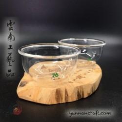 Стеклянная чашка ( 2шт ) - 60мл