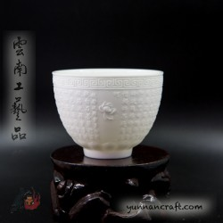 140ml De Hua Porcelain Cup