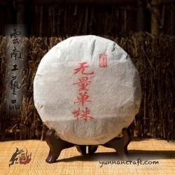 2019 Wuliang Shan Gushu - Dan Zhu
