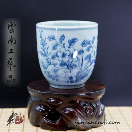 150мл чашка - Цветы