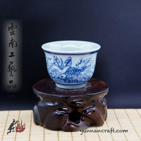70мл чашка - Рыба