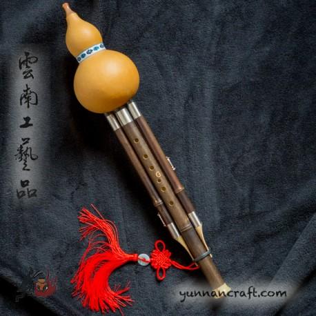 """Hu Lu Si """" cucurbit flute """" - custom made"""
