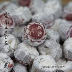 2016 Гун Тин Шу Пуэр мини туо - 50г