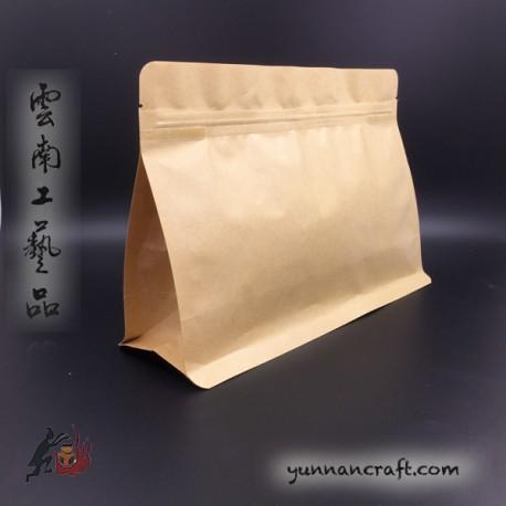 3D Wide Tea Zip Bag - 10pc