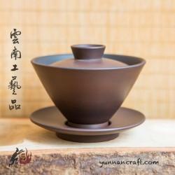 Jianshui Zitao Gaiwan - 120ml