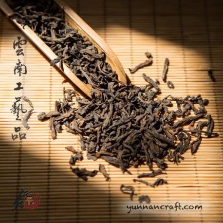 2019 Daxue Shan - shu puer