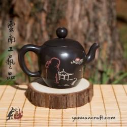 Zitao Teapot - Mei Ren Tian (Pagoda) 90ml
