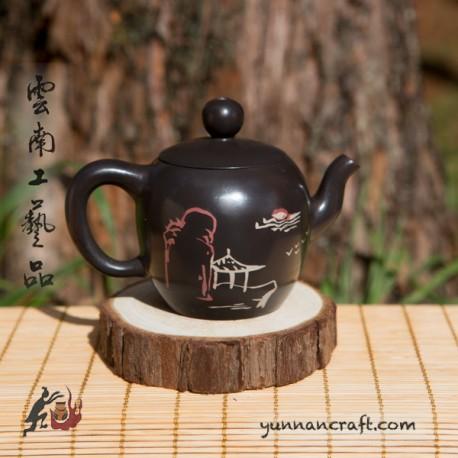 Цзы Тао чайник - Мэй Жен Тянь (Пагода) 90мл