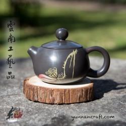 Цзы Тао чайник - Си Шы ( Лотос ) - 90мл