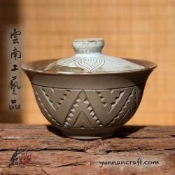 140мл Дай Тао Гайвань - Лотос ( глазурь )