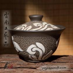 175ml Dai Tao Gaiwan - Leaf