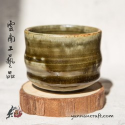 110мл Дай Тао Чашка ( золь.глазурь )